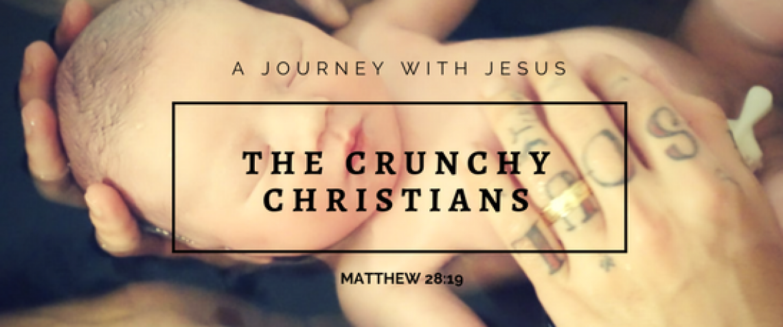 The Crunchy Christians